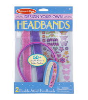 Melissa & Doug Design-Your-Own Headbands, , hi-res