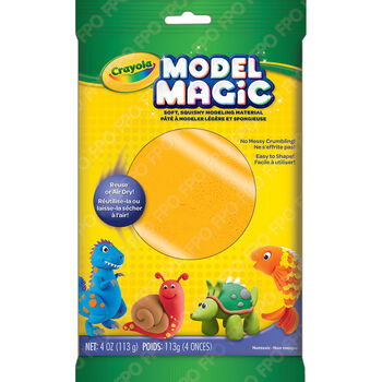 Crayola Model Magic 4oz Neons