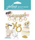Jolee\u0027s Boutique Dimensional Stickers-Engagement Party