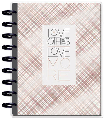 The Happy Planner Classic Dated Planner-Modern Chic