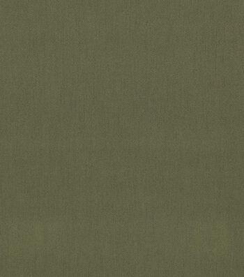 "Home Decor 8""x8"" Fabric Swatch-Herringbone Mallard"