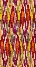 Home Decor 8\u0022x8\u0022 Fabric Swatch-IMAN Painted Pavilion Spice