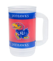 University of Kansas 32oz Stein, , hi-res