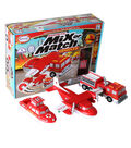 Magnetic Mix or Match Vehicles, Fire & Rescue