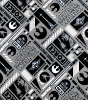 "Star Wars Fleece Fabric 58""-Rebel Gear, , hi-res"