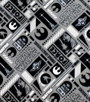 Disney Star Wars Fleece Fabric-Rebel Gear