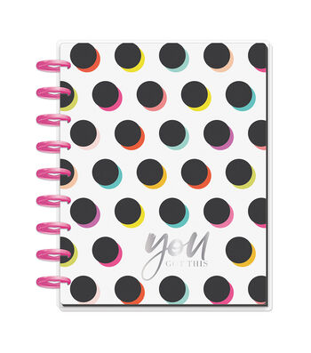 The Happy Planner 80-sheet 7''x9.25'' Journal-You Got This
