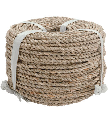 Commonwealth Basket 3 mmx3.5 mm Basketry Sea Grass Coil