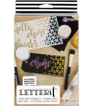 Ranger Letter It Perfect Cultured Pearls Technique Kit