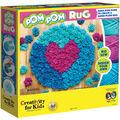Creativity for Kids Make Your Own Pom Pom Rug Maker Kit