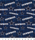 Dallas Cowboys Cotton Knit Fabric