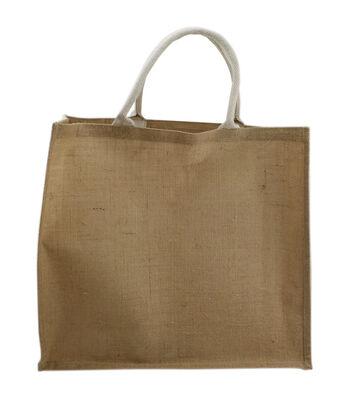"""Burlap Jute Bag 20""""X7""""X18""""-Natural"""