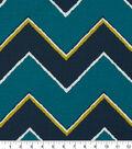 Robert Allen @ Home Lightweight Decor Fabric 55\u0022-Chevron Turquoise