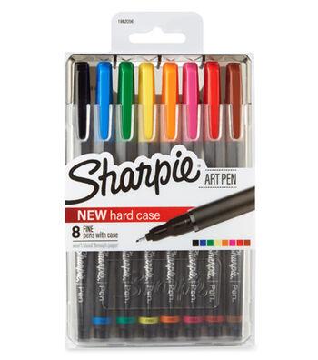 Sharpie Art Pen 8 ct-Assorted