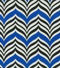 Home Decor 8\u0022x8\u0022 Fabric Swatch-Pkaufmann Ripple Effect Baltic
