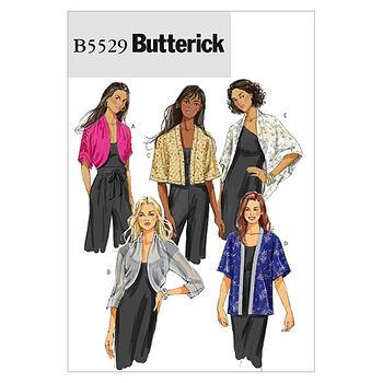 Butterick Misses Jacket-B5529