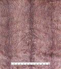 Faux Fur Fabric-Multi Feather