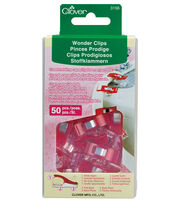 Clover Wonder Clips 50pc, , hi-res