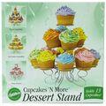 Wilton Cupcakes \u0027N More Dessert Stand-Small
