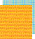 Dragon Tails Double-Sided Cardstock 12\u0022X12\u0022-Dragon\u0027s Breath
