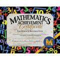 Hayes Mathematic Achievement Certificate, 30 Per Pack, 6 Packs