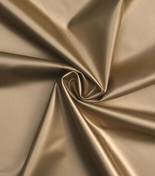 Cosplay by Yaya Han Pleather Fabric -Gold