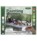 15-3/8\u0027\u0027x11-1/4\u0027\u0027 Adult Paint By Number Kit-Free Spirit