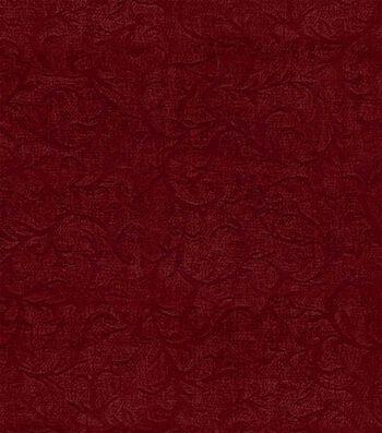 Waverly Multi-Purpose Decor Fabric-Sonoma Scroll Berry