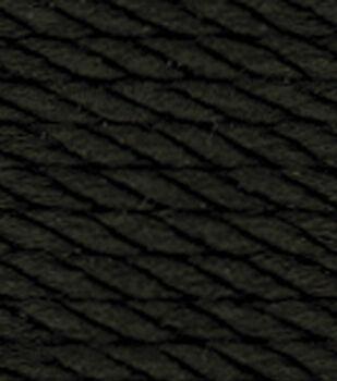 Red Heart Size 18 Nylon Crochet Thread-Black