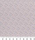 Premium Cotton Fabric 44\u0022-X Marks the Spot on Gray