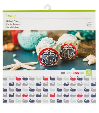 Cricut Deluxe Paper-Nautical