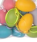Easter 12 pk Egg Ornaments-Bright