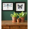 Vervaco Counted Cross Stitch Kit 10.75\u0027\u0027X7.5\u0027\u0027-Dragonfly