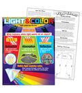 Light and Color Learning Chart 17\u0022x22\u0022 6pk