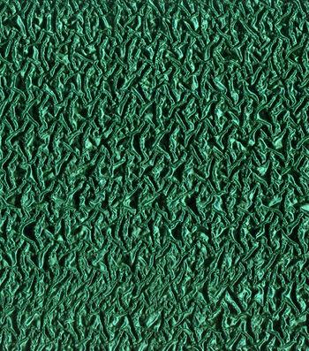 Glitterbug Puckered Fabric 55''-Mermaid