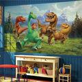 York Wallcoverings Pre Pasted Mural-The Good Dinosaur