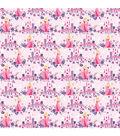 Cricut 12\u0022x12\u0022 Patterned Premium Vinyl Sampler-Princess Wishes