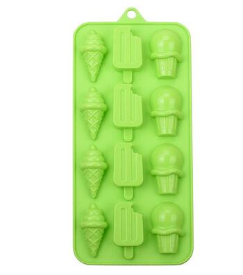 Silicone Mold-Ice Cream