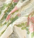Home Essentials Paris Lightweight Decor Fabric 45\u0022-Rose Blossom