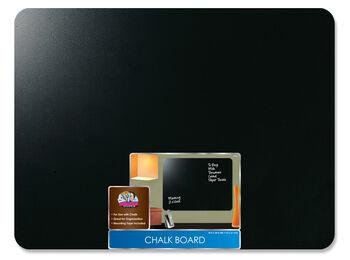 The Board Dudes 18''x24'' Unframed Chalk Board