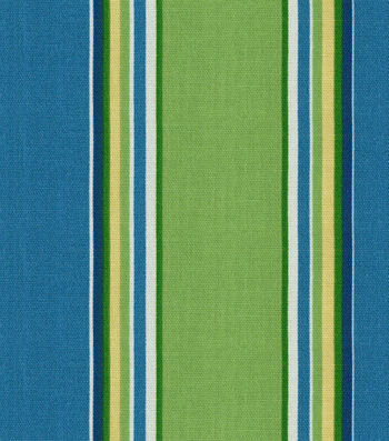 "Solarium Outdoor Canvas Fabric 54""-Halliwell Caribbean"