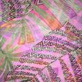 Fast Fashion Yoryu Chiffon Fabric-Azalea Cancun