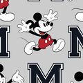 Disney Mickey Mouse Fleece Fabric-Toss