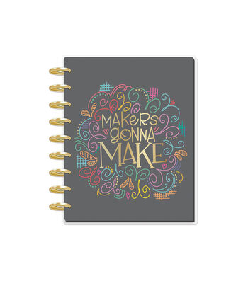 The Happy Planner Girl 12 Month Planner-Miss Maker