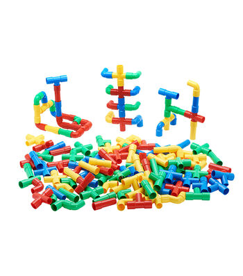Totally Tubular Pipes & Spouts, 160 Pieces