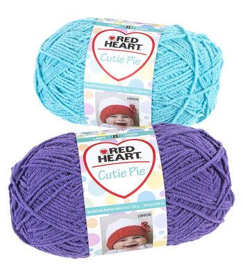 Red Heart Cutie Pie Yarn