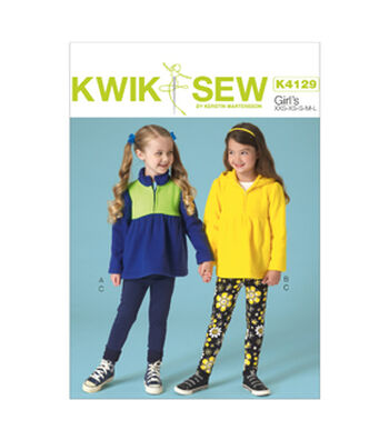 Kwik Sew Child Casual-K4129
