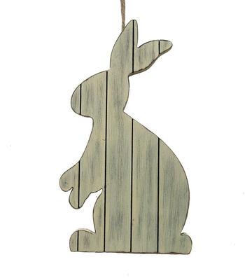 Easter 14'' Rabbit Wall Decor
