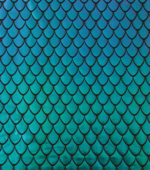 Yaya Han Collection Holographic Dragon Scales-Oil Slick
