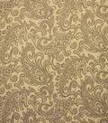Home Decor 8\u0022x8\u0022 Fabric Swatch-Upholstery Fabric Barrow M8812-5888 Pewter